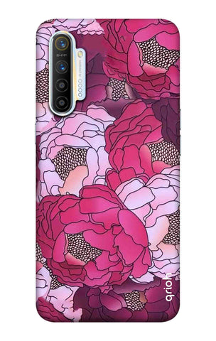 Vector Floral Realme XT Cases & Covers Online