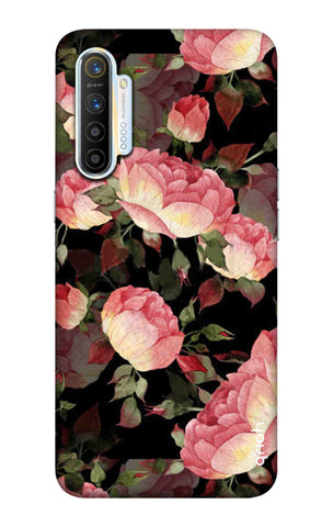 Watercolor Roses Realme XT Cases & Covers Online
