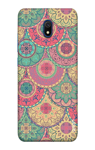 Colorful Mandala Xiaomi Redmi 8A Cases & Covers Online