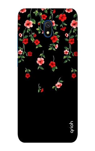 Floral Deco Case Xiaomi Redmi 8A Cases & Covers Online