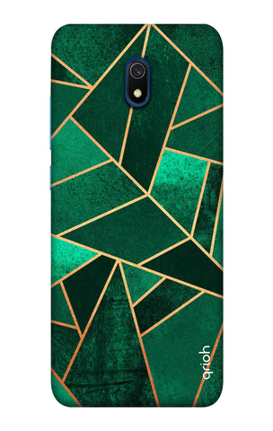 Emerald Tiles Case Xiaomi Redmi 8A Cases & Covers Online