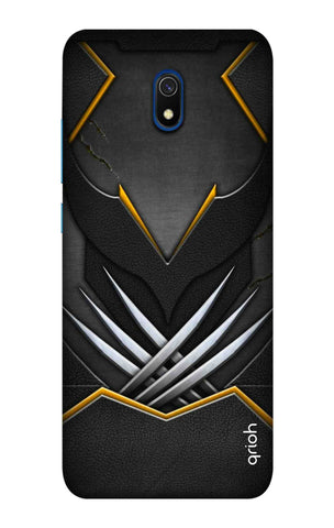 Black Warrior Case Xiaomi Redmi 8A Cases & Covers Online