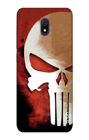 Red Skull Case Xiaomi Redmi 8A Cases & Covers Online