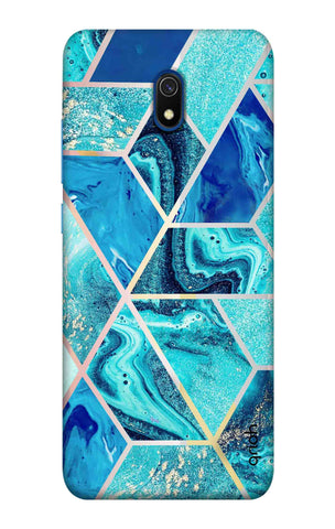 Aquatic Tiles Case Xiaomi Redmi 8A Cases & Covers Online