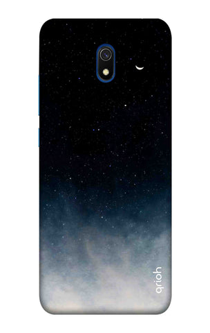 Black Aura Case Xiaomi Redmi 8A Cases & Covers Online