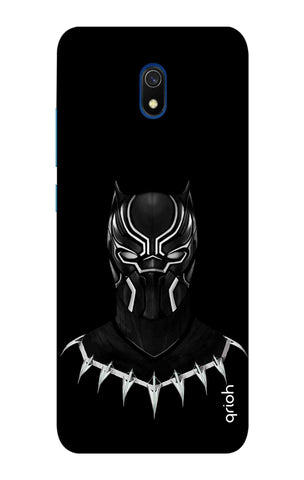 Dark Superhero Case Xiaomi Redmi 8A Cases & Covers Online