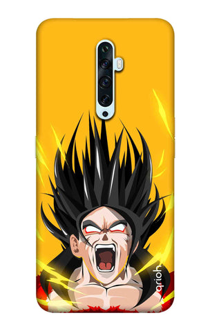 Super Saiyan Case Oppo Reno 2 Cases & Covers Online