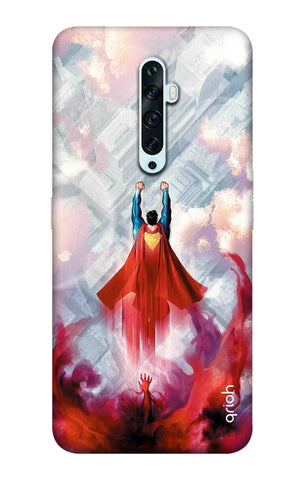 Flying In Heaven Case Oppo Reno 2 Cases & Covers Online