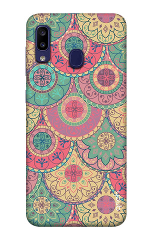 Colorful Mandala Samsung Galaxy M10s Cases & Covers Online