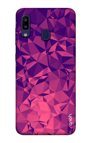 Purple Diamond Samsung Galaxy M10s Cases & Covers Online