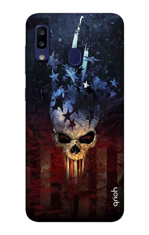 Star Skull Samsung Galaxy M10s Cases & Covers Online
