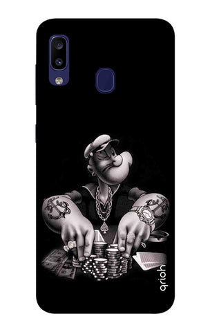 Rich Man Samsung Galaxy M10s Cases & Covers Online