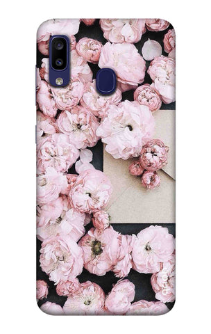 Roses All Over Samsung Galaxy M10s Cases & Covers Online