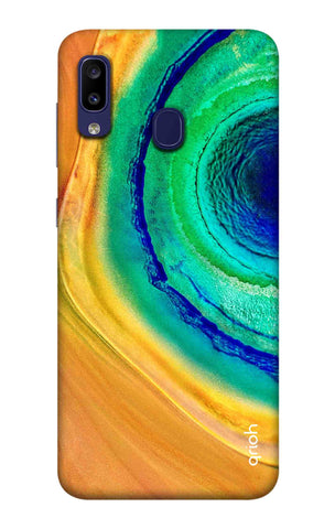 Colours Of Nature Case Samsung Galaxy M10s Cases & Covers Online