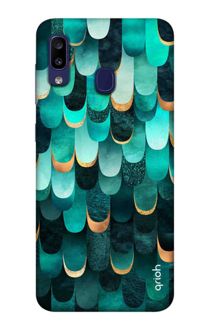 Aqua Marine Case Samsung Galaxy M10s Cases & Covers Online