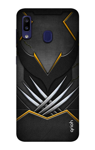 Black Warrior Case Samsung Galaxy M10s Cases & Covers Online
