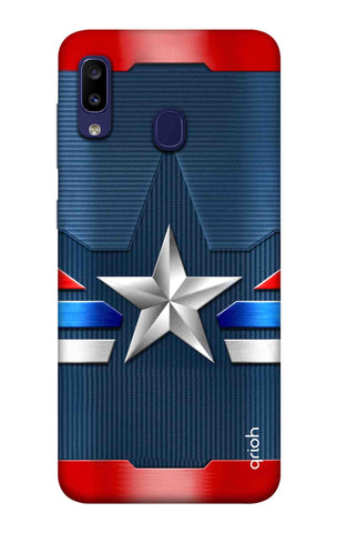 Brave Hero Case Samsung Galaxy M10s Cases & Covers Online