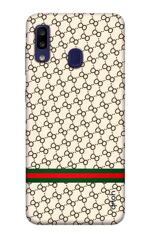 Luxurious Pattern Case Samsung Galaxy M10s Cases & Covers Online