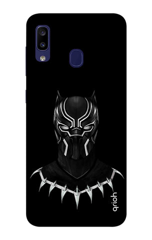 Dark Superhero Case Samsung Galaxy M10s Cases & Covers Online