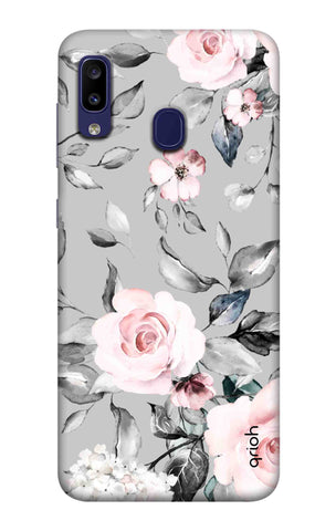 Gloomy Roses Case Samsung Galaxy M10s Cases & Covers Online