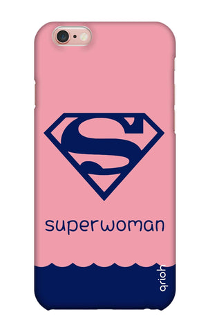Be a Superwoman iPhone 6S Cases & Covers Online