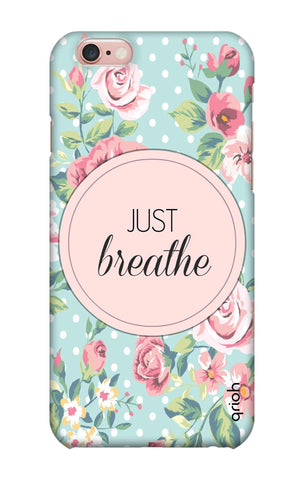 Vintage Just Breathe iPhone 6S Cases & Covers Online