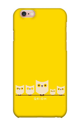 Owl Family iPhone 6S Cases & Covers Online