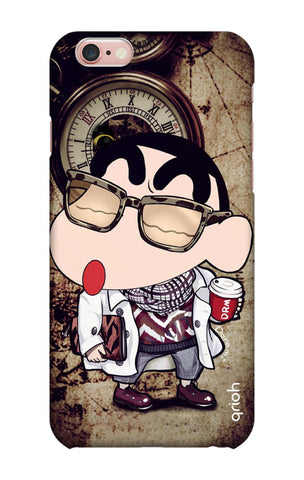 Nerdy Shinchan iPhone 6S Cases & Covers Online