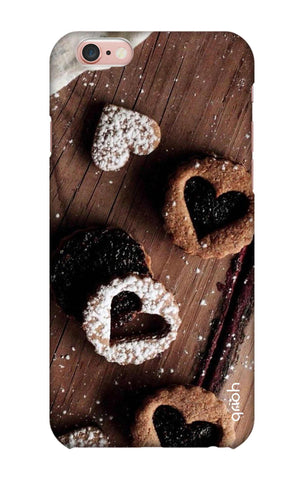 Heart Cookies iPhone 6S Cases & Covers Online