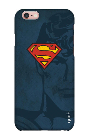 Wild Blue Superman iPhone 6S Cases & Covers Online