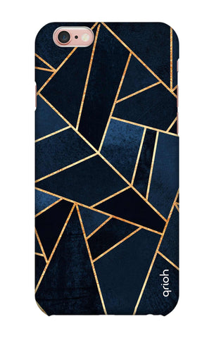 Abstract Navy iPhone 6S Cases & Covers Online
