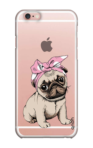 Pink Puggy iPhone 6S Cases & Covers Online