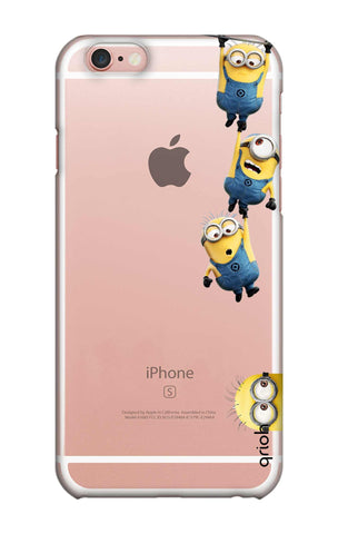 Falling Minions iPhone 6S Cases & Covers Online