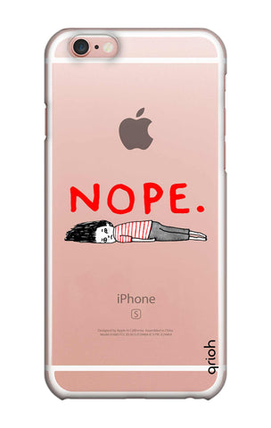 Nope iPhone 6S Cases & Covers Online