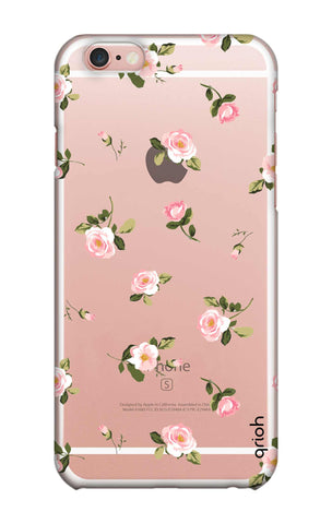 Pink Rose All Over iPhone 6S Cases & Covers Online