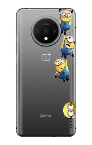 Falling Minions OnePlus 7T Cases & Covers Online