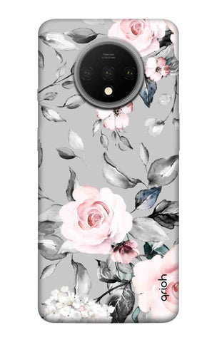 Gloomy Roses Case OnePlus 7T Cases & Covers Online