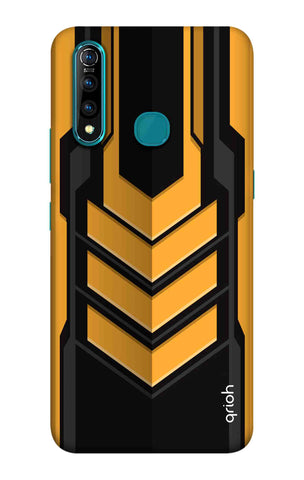 Futuristic Arrow Case Vivo Z5X Cases & Covers Online