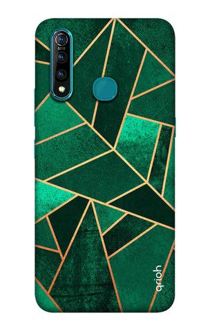 Emerald Tiles Case Vivo Z5X Cases & Covers Online