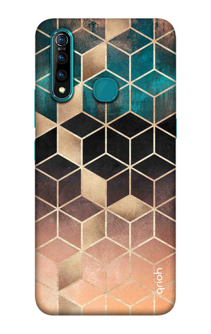 Bronze Texture Case Vivo Z5X Cases & Covers Online