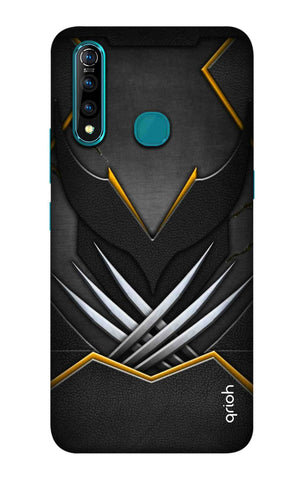 Black Warrior Case Vivo Z5X Cases & Covers Online