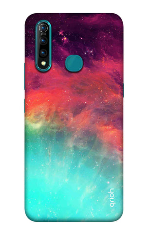 Colorful Aura Case Vivo Z5X Cases & Covers Online
