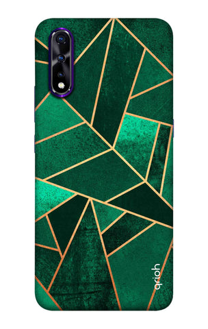 Emerald Tiles Case Vivo iQOO Neo Cases & Covers Online