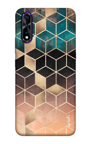 Bronze Texture Case Vivo iQOO Neo Cases & Covers Online