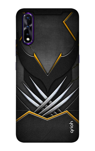 Black Warrior Case Vivo iQOO Neo Cases & Covers Online