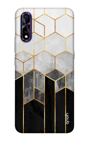 Tricolor Pattern Case Vivo iQOO Neo Cases & Covers Online
