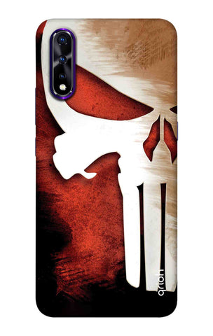 Red Skull Case Vivo iQOO Neo Cases & Covers Online