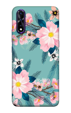 Graceful Floral Case Vivo iQOO Neo Cases & Covers Online
