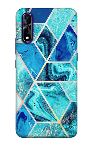 Aquatic Tiles Case Vivo iQOO Neo Cases & Covers Online