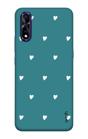 Mini White Hearts Case Vivo iQOO Neo Cases & Covers Online